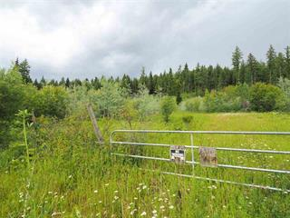 Lot for sale in Forest Grove, 100 Mile House, Lot 1 Ruth Lake Road, 262395358 | Realtylink.org