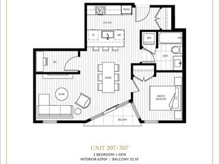 Apartment for sale in Kitsilano, Vancouver, Vancouver West, 207 2888 Arbutus Street, 262448563 | Realtylink.org