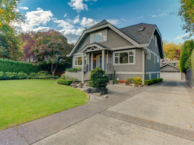 House for sale in South Granville, Vancouver, Vancouver West, 6161 Adera Street, 262432527 | Realtylink.org