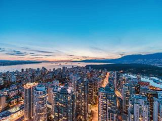 Apartment for sale in Coal Harbour, Vancouver, Vancouver West, 5803 1151 W Georgia Street, 262388307 | Realtylink.org