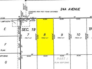 Lot for sale in Aldergrove Langley, Langley, Langley, 27098 24a Avenue, 262406412 | Realtylink.org