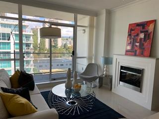 Apartment for sale in Lower Lonsdale, North Vancouver, North Vancouver, 1201 162 Victory Ship Way, 262427904 | Realtylink.org