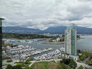 Apartment for sale in Coal Harbour, Vancouver, Vancouver West, 2302 1277 Melville Street, 262382280 | Realtylink.org