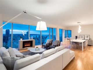 Apartment for sale in Downtown VW, Vancouver, Vancouver West, 3605 667 Howe Street, 262448453   Realtylink.org