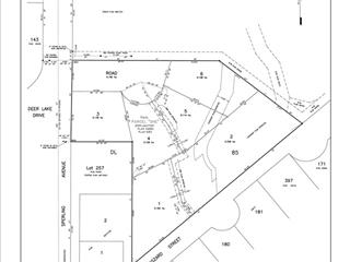 Lot for sale in Deer Lake, Burnaby, Burnaby South, 6716 Osprey Place, 262447683 | Realtylink.org