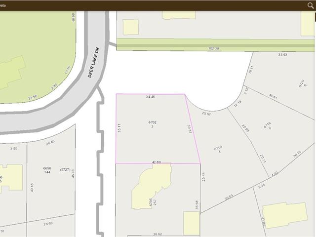Lot for sale in Deer Lake, Burnaby, Burnaby South, 6702 Osprey Place, 262447672 | Realtylink.org