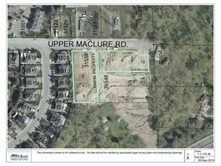 Lot for sale in Abbotsford West, Abbotsford, Abbotsford, Lt.6 31538 Upper Maclure Road, 262430389 | Realtylink.org