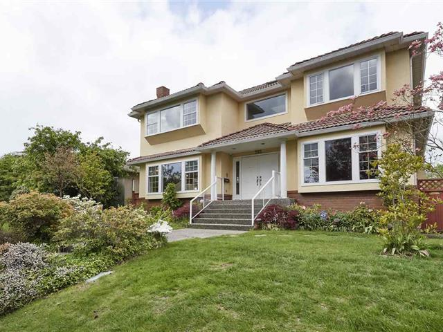 House for sale in Oakridge VW, Vancouver, Vancouver West, 393 W 44th Avenue, 262429058 | Realtylink.org