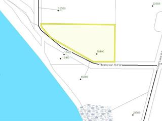 Lot for sale in Nukko Lake, Prince George, PG Rural North, 16400 W Thompson Road, 262448301 | Realtylink.org
