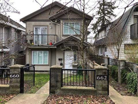 1/2 Duplex for sale in Marpole, Vancouver, Vancouver West, 662 W 71st Avenue, 262356993 | Realtylink.org