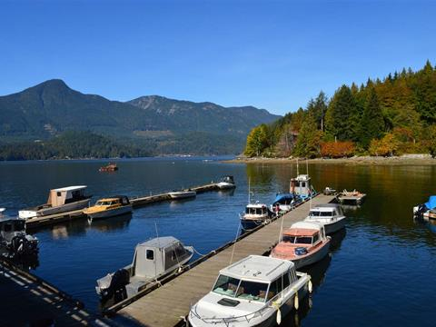 Lot for sale in Gambier Island, Sunshine Coast, Lot 72 West Bay Road, 262335585 | Realtylink.org