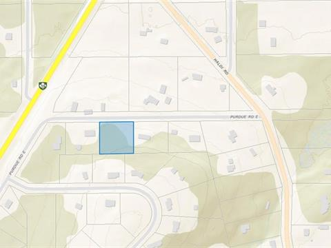 Lot for sale in Haldi, Prince George, PG City South, 6223 E Purdue Road, 262230014 | Realtylink.org