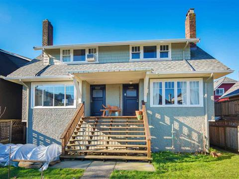 Duplex for sale in Kitsilano, Vancouver, Vancouver West, 1325-27 Laburnum Street, 262357934 | Realtylink.org