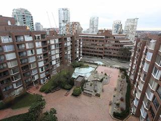 Apartment for sale in Downtown VW, Vancouver, Vancouver West, 621 1330 Burrard Street, 262318345 | Realtylink.org