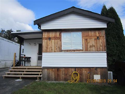 Manufactured Home for sale in Stave Falls, Mission, Mission, 97 9950 Wilson Street, 262432913   Realtylink.org