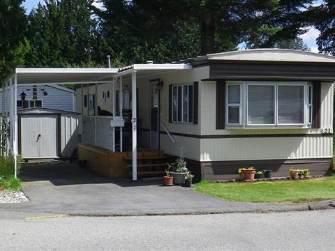 Manufactured Home for sale in East Newton, Surrey, Surrey, 21 7790 King George Boulevard, 262433038   Realtylink.org