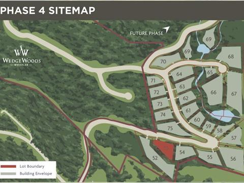Lot for sale in WedgeWoods, Whistler, Whistler, 9224 Wedgemount Plateau, 262342110   Realtylink.org
