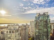 Apartment for sale in West End VW, Vancouver, Vancouver West, 3202 1200 W Georgia Street, 262433230 | Realtylink.org