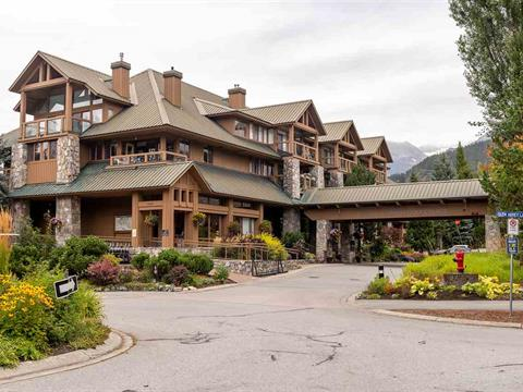 Apartment for sale in Green Lake Estates, Whistler, Whistler, 206 8080 Nicklaus North Boulevard, 262430637 | Realtylink.org