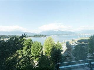 Apartment for sale in Coal Harbour, Vancouver, Vancouver West, 302 277 Thurlow Street, 262414351 | Realtylink.org