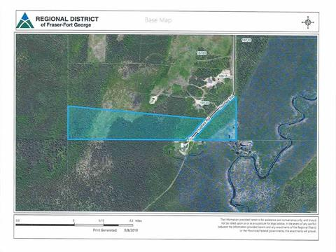 Lot for sale in Blackwater, Prince George, PG Rural West, Lot 7 Hughes Road, 262416529 | Realtylink.org