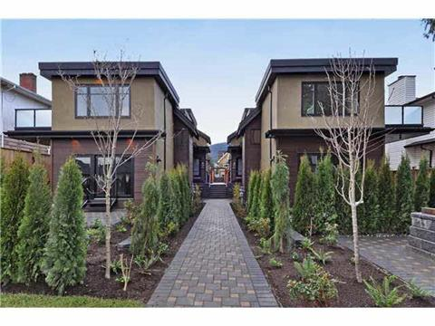 1/2 Duplex for sale in Central Lonsdale, North Vancouver, North Vancouver, 2 236 E 18th Street, 262413986 | Realtylink.org