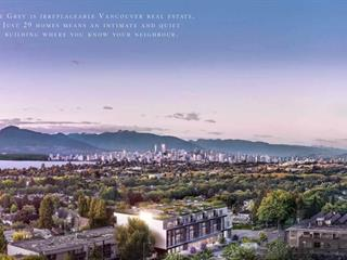 Apartment for sale in Point Grey, Vancouver, Vancouver West, 211 3639 16 Avenue, 262413533 | Realtylink.org