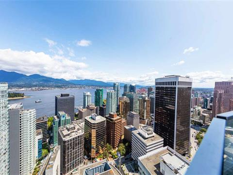 Apartment for sale in Coal Harbour, Vancouver, Vancouver West, 4306 1151 W Georgia Street, 262412737 | Realtylink.org