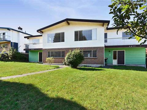 Duplex for sale in Forest Glen BS, Burnaby, Burnaby South, 5435-5437 Sussex Avenue, 262434006 | Realtylink.org