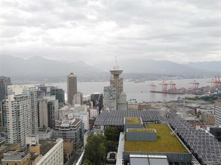 Apartment for sale in Downtown VW, Vancouver, Vancouver West, 4506 777 Richards Street, 262423784 | Realtylink.org