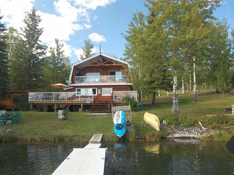 Recreational Property for sale in Lone Butte/Green Lk/Watch Lk, Lone Butte, 100 Mile House, 6214 N Green Lake Road, 262425351 | Realtylink.org