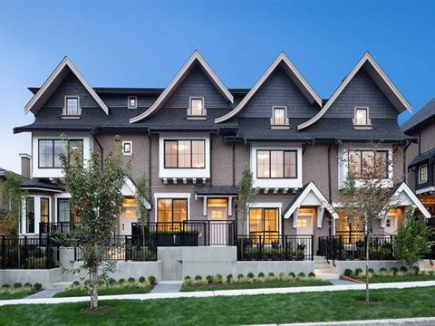 Townhouse for sale in Marpole, Vancouver, Vancouver West, 8139 Shaughnessy Street, 262421025   Realtylink.org