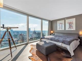 Apartment for sale in Downtown VW, Vancouver, Vancouver West, 3305 938 Nelson Street, 262425589 | Realtylink.org