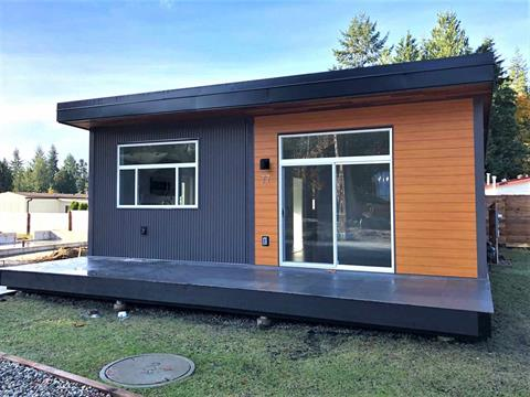 Manufactured Home for sale in Gibsons & Area, Sechelt, Sunshine Coast, 77 4496 Sunshine Coast Highway, 262425090   Realtylink.org