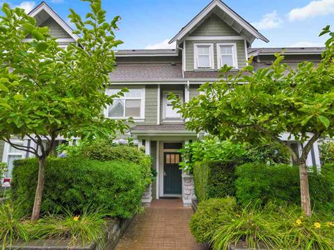 Townhouse for sale in South Cambie, Vancouver, Vancouver West, 355 W 59th Avenue, 262427880 | Realtylink.org