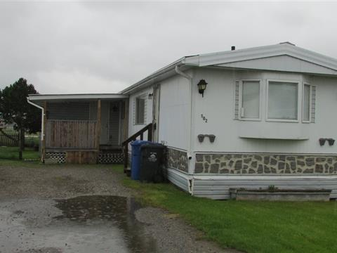 Manufactured Home for sale in Fort St. John - City SE, Fort St. John, Fort St. John, 102 8420 Alaska Road, 262418822 | Realtylink.org