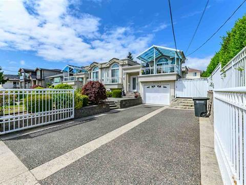1/2 Duplex for sale in Simon Fraser Univer., Burnaby, Burnaby North, 7321 Curtis Street, 262409579   Realtylink.org