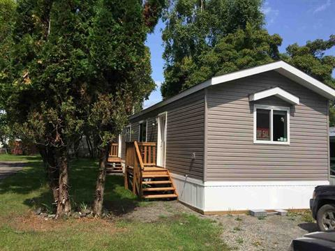 Manufactured Home for sale in Quesnel - Town, Quesnel, Quesnel, 7 654 North Fraser Drive, 262418766   Realtylink.org