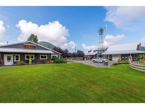 House for sale in Agassiz, Agassiz, 6209 Holly Road, 262410102 | Realtylink.org