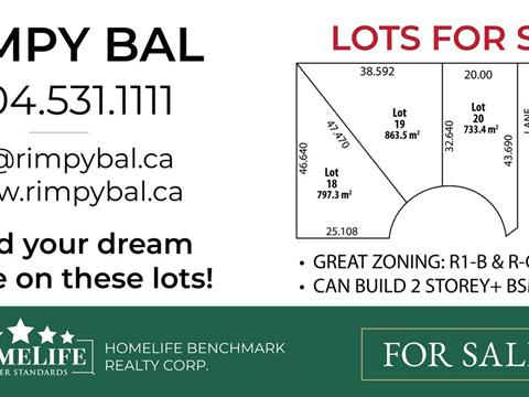 Lot for sale in Willoughby Heights, Langley, Langley, Lt.23 7121 206 Street, 262385840   Realtylink.org