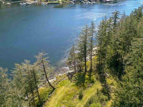 Lot for sale in Pender Harbour Egmont, Garden Bay, Sunshine Coast, Lot B Daniel Road, 262385737 | Realtylink.org