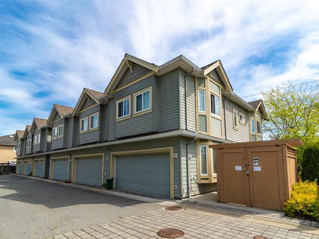 Townhouse for sale in Lackner, Richmond, Richmond, 1 5933 Colville Road, 262394033 | Realtylink.org