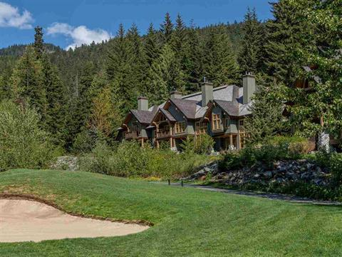 Townhouse for sale in Benchlands, Whistler, Whistler, 4 4676 Blackcomb Way, 262394124 | Realtylink.org