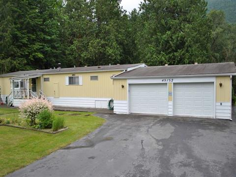 Manufactured Home for sale in Chilliwack River Valley, Sardis - Chwk River Valley, Sardis, 49152 Bell Acres Road, 262399848 | Realtylink.org