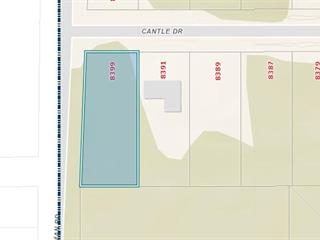 Lot for sale in Western Acres, Prince George, PG City South, 8399 Cantle Drive, 262381141 | Realtylink.org
