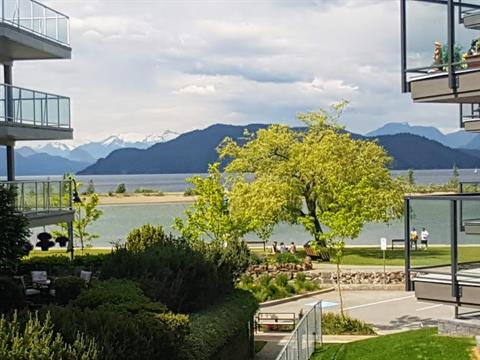 Apartment for sale in Harrison Hot Springs, Harrison Hot Springs, 201 378 Esplanade Avenue, 262393784 | Realtylink.org