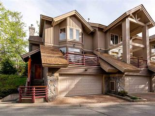 Townhouse for sale in Green Lake Estates, Whistler, Whistler, 20 8030 Nicklaus North Boulevard, 262401171 | Realtylink.org