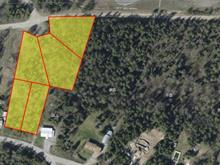 Lot for sale in Quesnel - Town, Quesnel, Quesnel, Lot 3 Oval Road, 262406498 | Realtylink.org