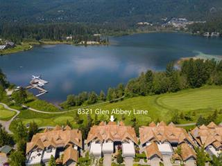 Townhouse for sale in Green Lake Estates, Whistler, Whistler, 8321 Glen Abbey Lane, 262397679 | Realtylink.org