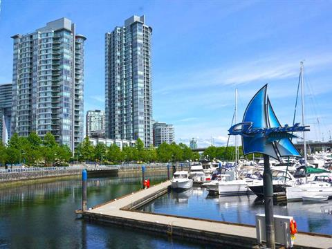 Other Property for sale in Yaletown, Vancouver, Vancouver West, 39 1088 Marinaside Crescent, 262435389 | Realtylink.org